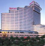Marriott Hotel West Beijing
