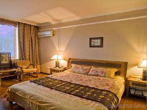 Room of Jingguanminglou Holiday Hotel