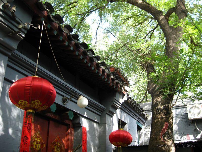 China Accommodation