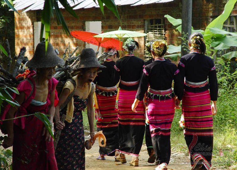 the dai minority  tai ethnic group  chinese dai ethnic group