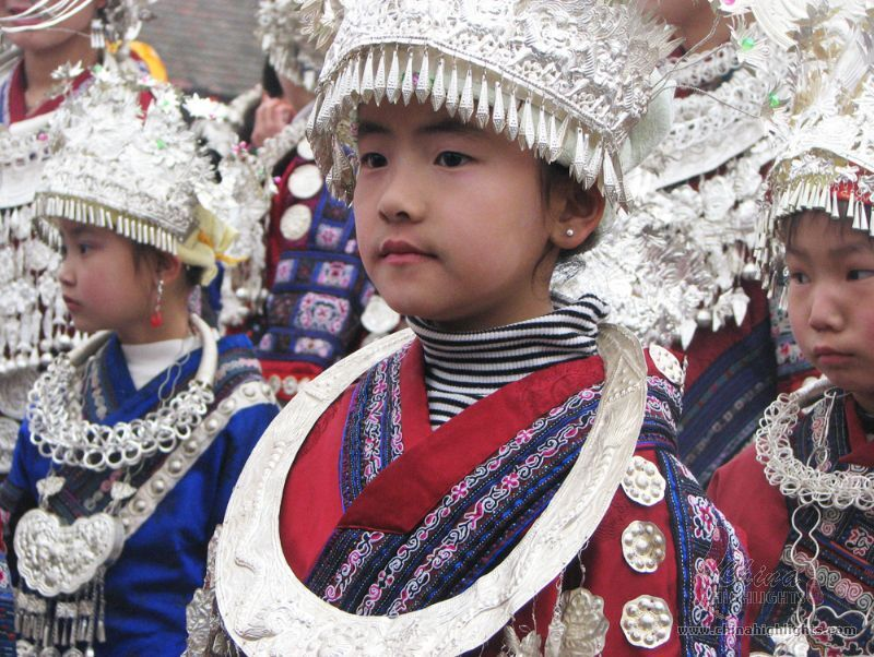 The Miao Minority