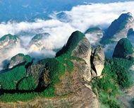 Le Mont Lang en forme de dent