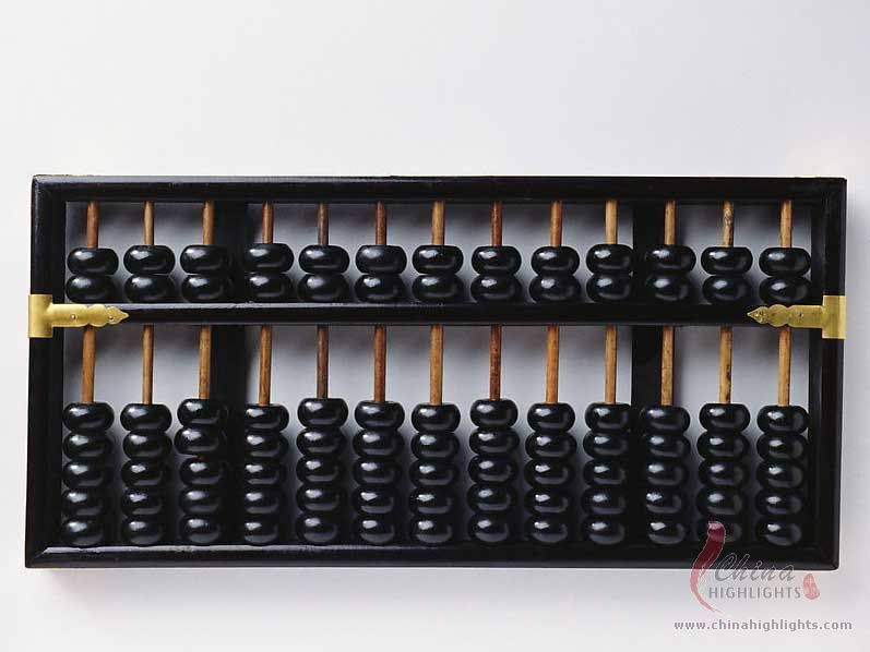 The Chinese Abacus History How To Use The Chinese Abacus