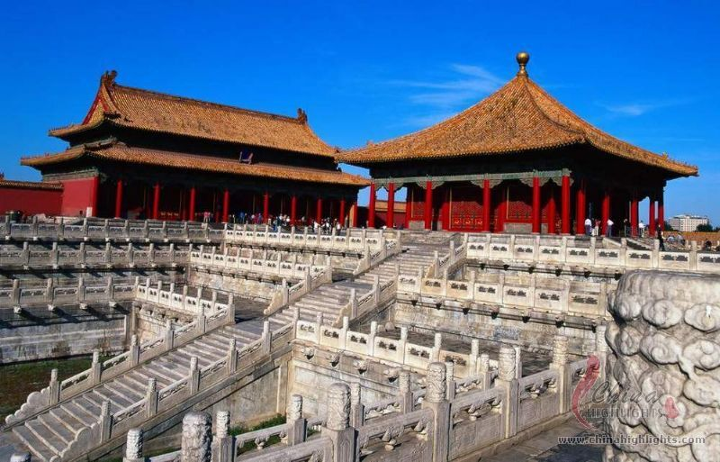Famous Ancient Chinese Buildings, Ancient Architechture Examples In China