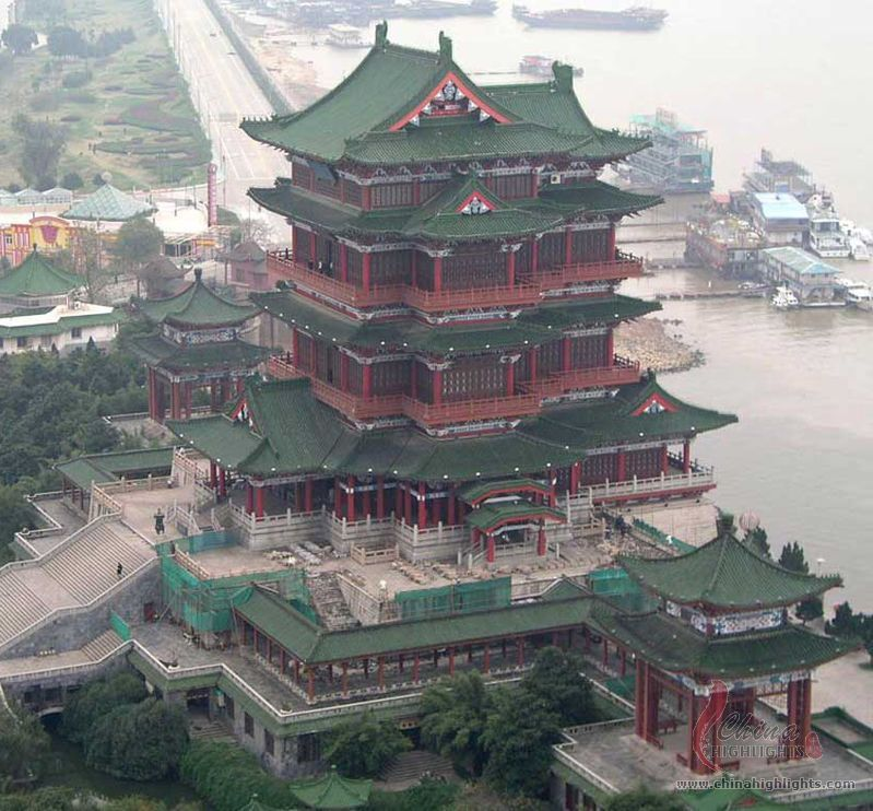 features of ancient chinese architecture - china highlights