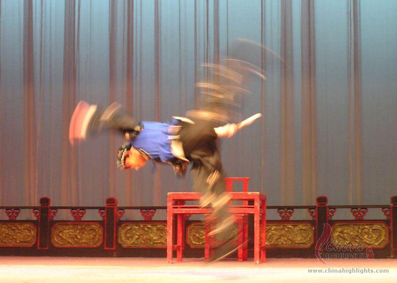Beijing Opera State Set Up Beijing Opera Performance