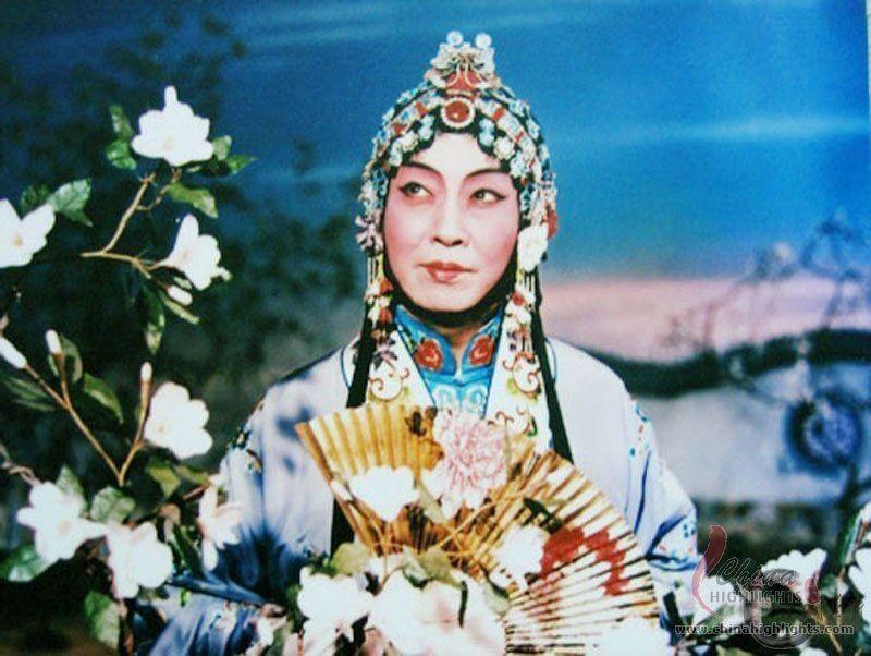 Mei Lanfang, Beijing Opera Actor