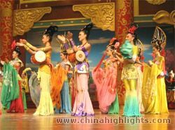 Chinese Folk Dances