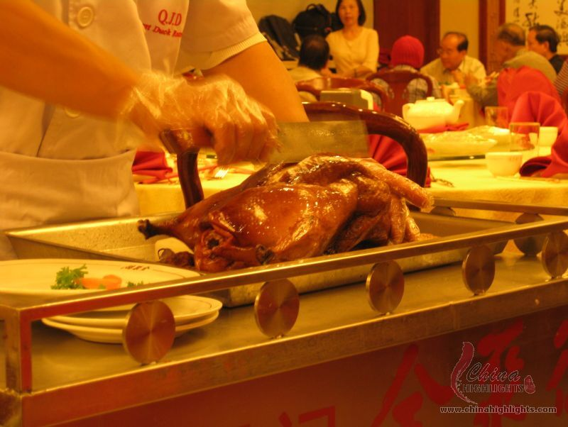 Beijing Roast Duck History Recipe Menu How To Eat It