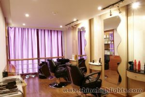 Beauty Salon of Century Star