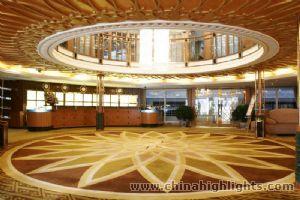 Lobby of Century Star