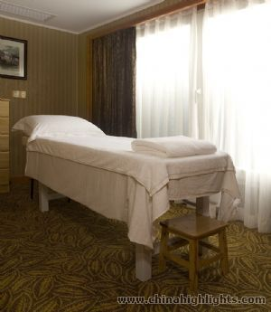 Massage Room of Century Diamond