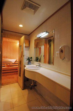 sauna of Century Sky