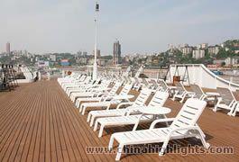 sun-deck of Century Sky