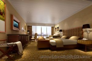 Executive Suite of President Prime