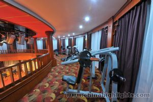 Gym  of Sunshine China