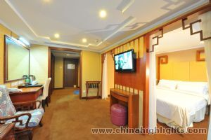 Deluxe Room II of Sunshine China