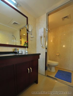 Deluxe Room Bathroom  of Sunshine China