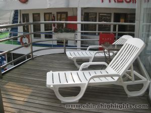 Deck of Victoria Grace