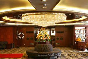 Lobby of Victoria Selina