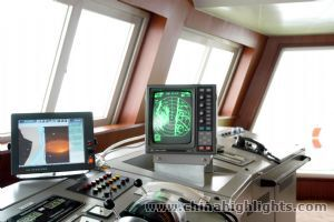 Control Room of Yangtze 1