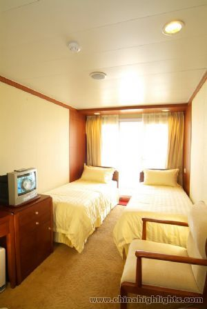 standard-room of Yangtze 1