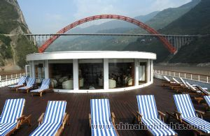 Observation Deck of Yangzi Explorer