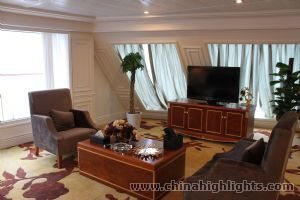 President Suite of Yangtze Gold 1