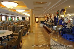 Restaurant of Yangtze Gold 1